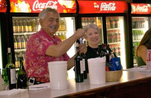 columbia-greek-festival-drinks