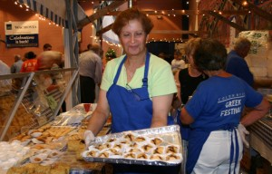 columbia-greek-festival-pastries